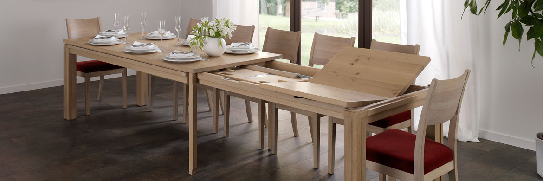 Fritz Böhning GmbH - Gestaltung in Holz - Massivholzmöbel Hersteller